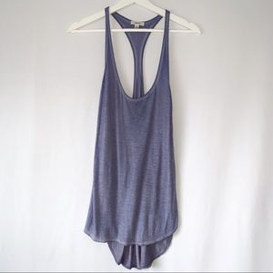Wilfred - Purple Wash Tank